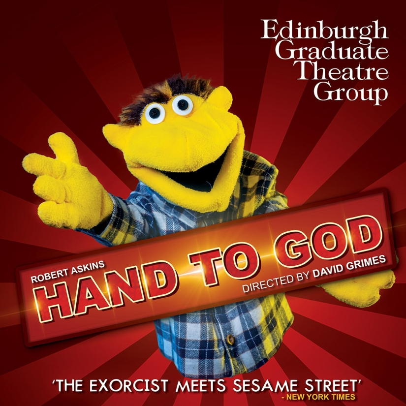 EGTG April Hand to God